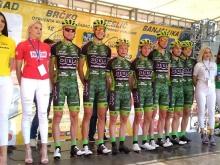 Marek Čanecký získal v drese Dukly Banská Bystrica prvé body UCI