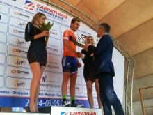 Karpatské preteky kuriérov: Juraj Bellan vybojoval dres najlepšieho vrchára