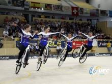 Sálová cyklistika: Slovenské krasojazdkyne získali bronzovú medailu na ME