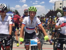 Martin Haring zvíťazil na pretekoch v tureckej Ankare