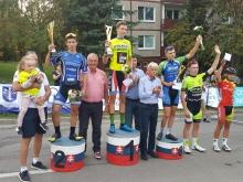 Juniori a kadeti súťažili na Medzinárodných dňoch cyklistiky