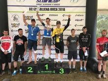 Martin Haring zvíťazil na medzinárodných pretekoch v chorvátskom meste Gronjan
