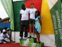 Tour du Cameroun: Druhé miesto v etape bral Maroš Kováč, Juraj Bellan i naďalej v bielom drese