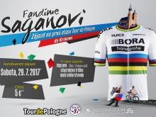 Petra Sagana môžete podporiť aj účasťou na zájazde do Poľska na prvú etapu Tour de Pologne