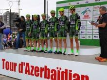 Tour d'Azerbajdžan: Naši cyklisti sa zviditeľnili v únikoch