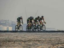 Patrik Tybor na Sharjah Tour siedmy celkovo, Jozef Palčák najaktívnejším jazdcom pretekov