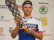 Na ME cestuje silná zostava slovenských cyklistov