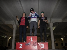 Dres majstra SR v BMX freestyle bude v nasledujúcej sezóne obliekať Michal Kovačovič
