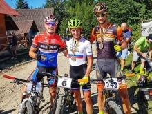 Martin Haring zvíťazil na pretekoch UCI v rumunskom Zemesi