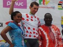 Z pretekov Tour du Cameroun si naši cyklisti odnášajú vrchársky dres, UCI body i 3. miesto v hodnotení tímov