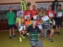 Vyhodnotenie Slovenského pohára Masters MERIDA ROAD CUP 2015