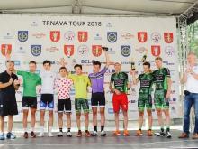 Celkovým víťazom etapových pretekov Trnava Tour 2018 sa stal Juraj Bellan