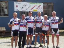Predstavenie nového výkonného výboru OZ SZC - Cyklistika pre všetkých