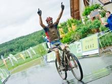 Víťazstvo v pretekoch C1 (Graz)