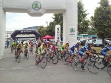 Mládežnícke etapové cyklistické preteky  Regiónom Nitrianskeho kraja sú v cieli