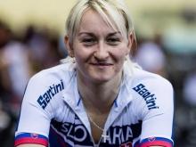Pavlendová je na absolútnom čele UCI rebríčkov v scratchi