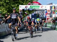 Peter Sagan pridal ďalšie už tradičné víťazstvá vo Švajčiarsku