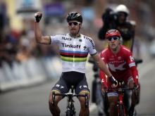 Peter Sagan sa dočkal ďalšieho víťazstva na klasike kalendára World Tour