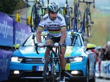Saganovi znemožnil obhajobu víťazstva na Okolo Flámska pád