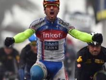 Peter Sagan sa dočkal a prvé víťazstvo v novom tíme si pripísal na Tirreno - Adriatico